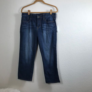 Lucky Brand Jeans Sweet Jean Crop Size 8/29